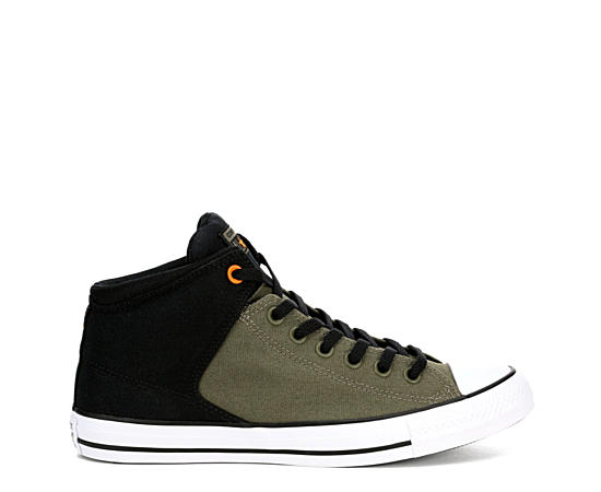 Mens Chuck Taylor All Star High Street Hi Top Sneaker