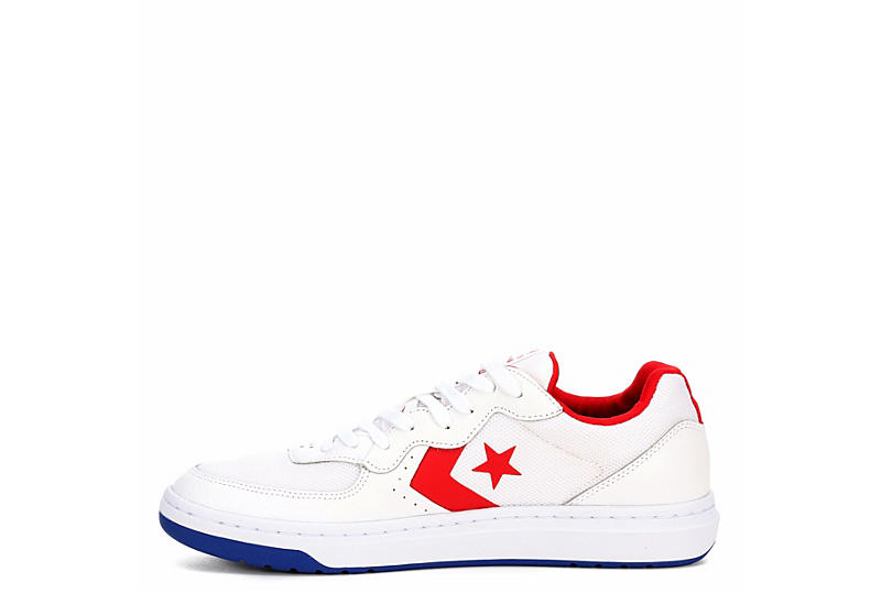 CONVERSE Mens Chuck Taylor All Star Double Revival - WHITE