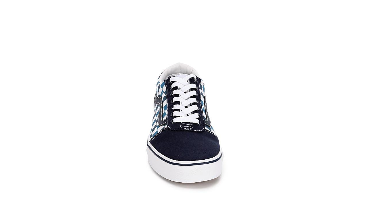 VANS Mens Ward Sneaker - NAVY