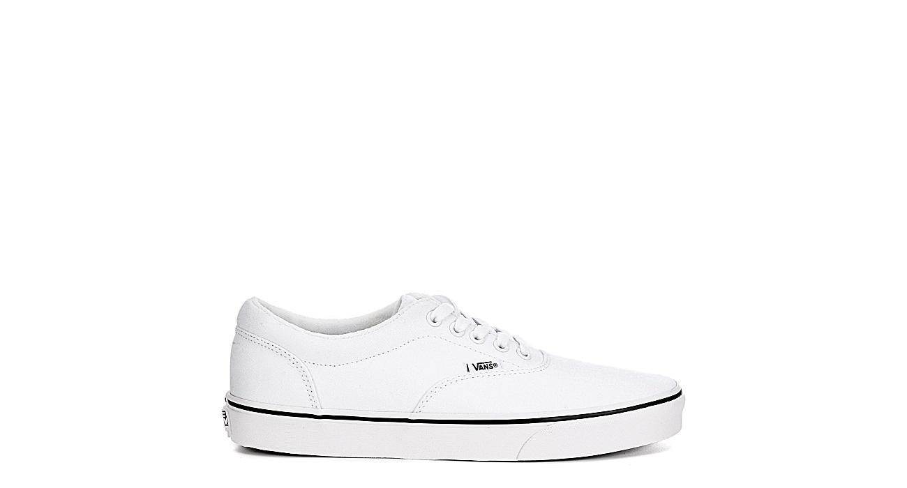 VANS Mens Doheny Sneaker - WHITE