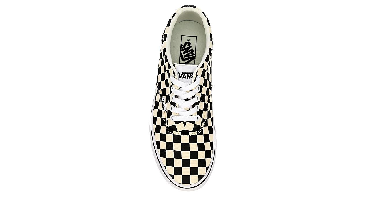 VANS Mens Doheny Sneaker - OFF WHITE