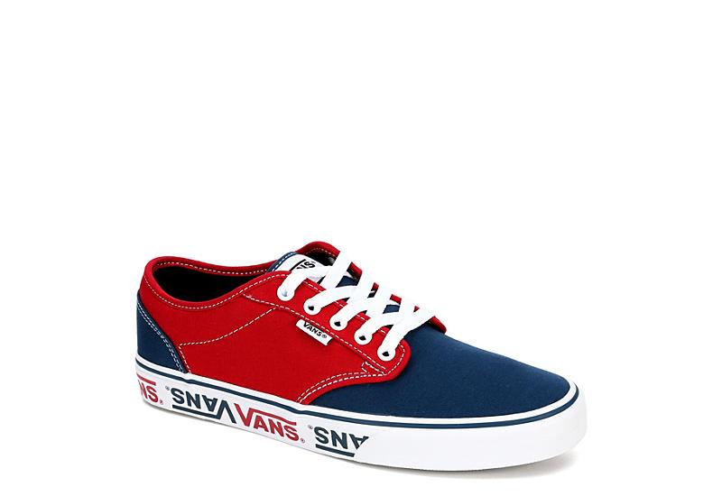 6aae82ee90 Vans Mens Atwood Sneaker - Navy