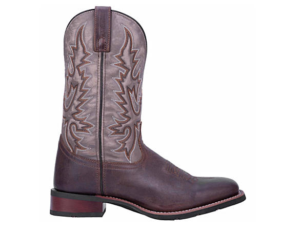 Mens Heath Western Boot
