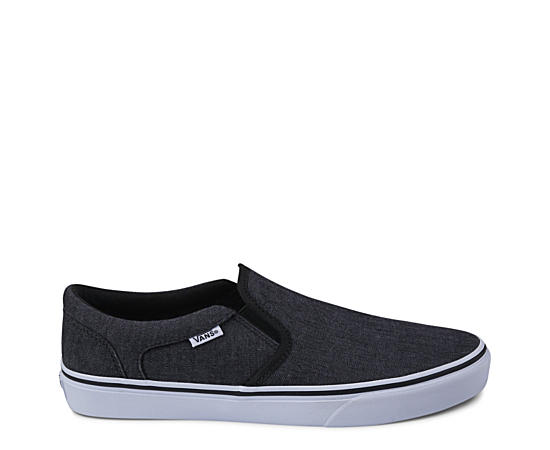 Mens Asher Text Sneaker