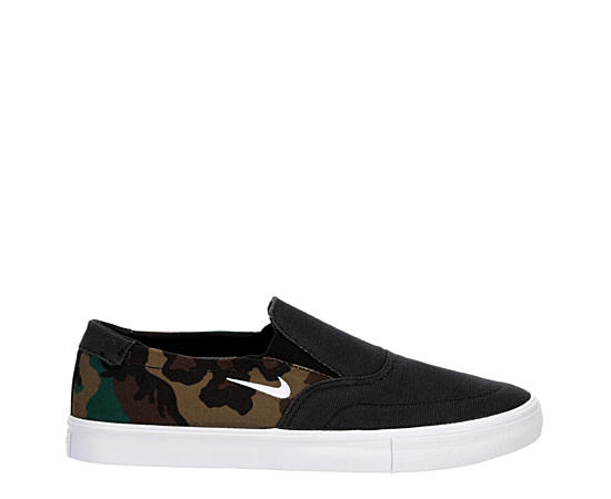 Mens Portmore Slip On Sneaker