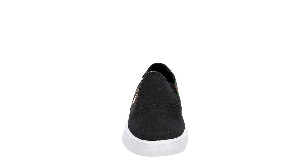 NIKE Mens Sb Portmore Solarsoft Slip On Sneaker - CAMO