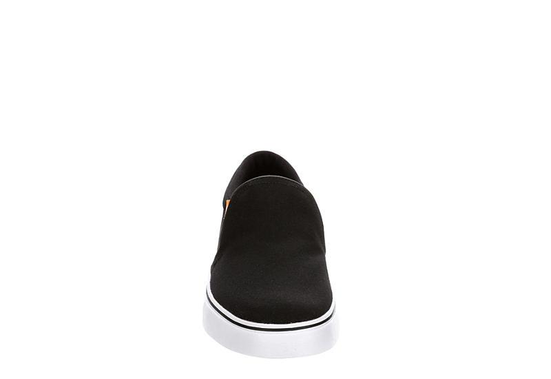 NIKE Mens Court Royale Ac Slip Sneaker - BLACK
