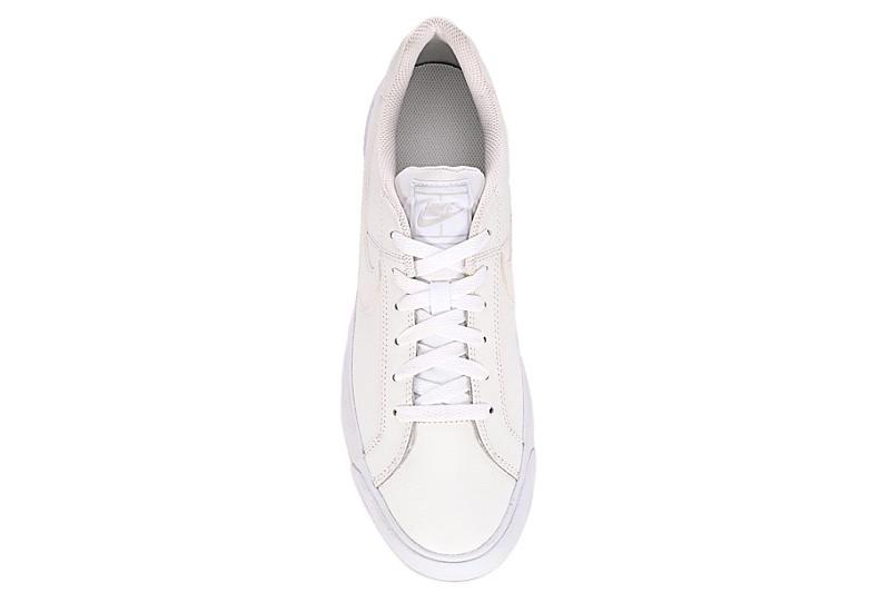 NIKE Mens Court Royale Ac Sneaker - WHITE