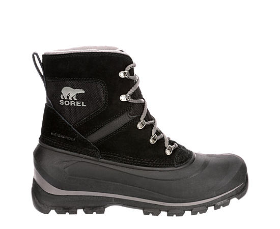 Mens Buxton Lace Waterproof Insulated Boot