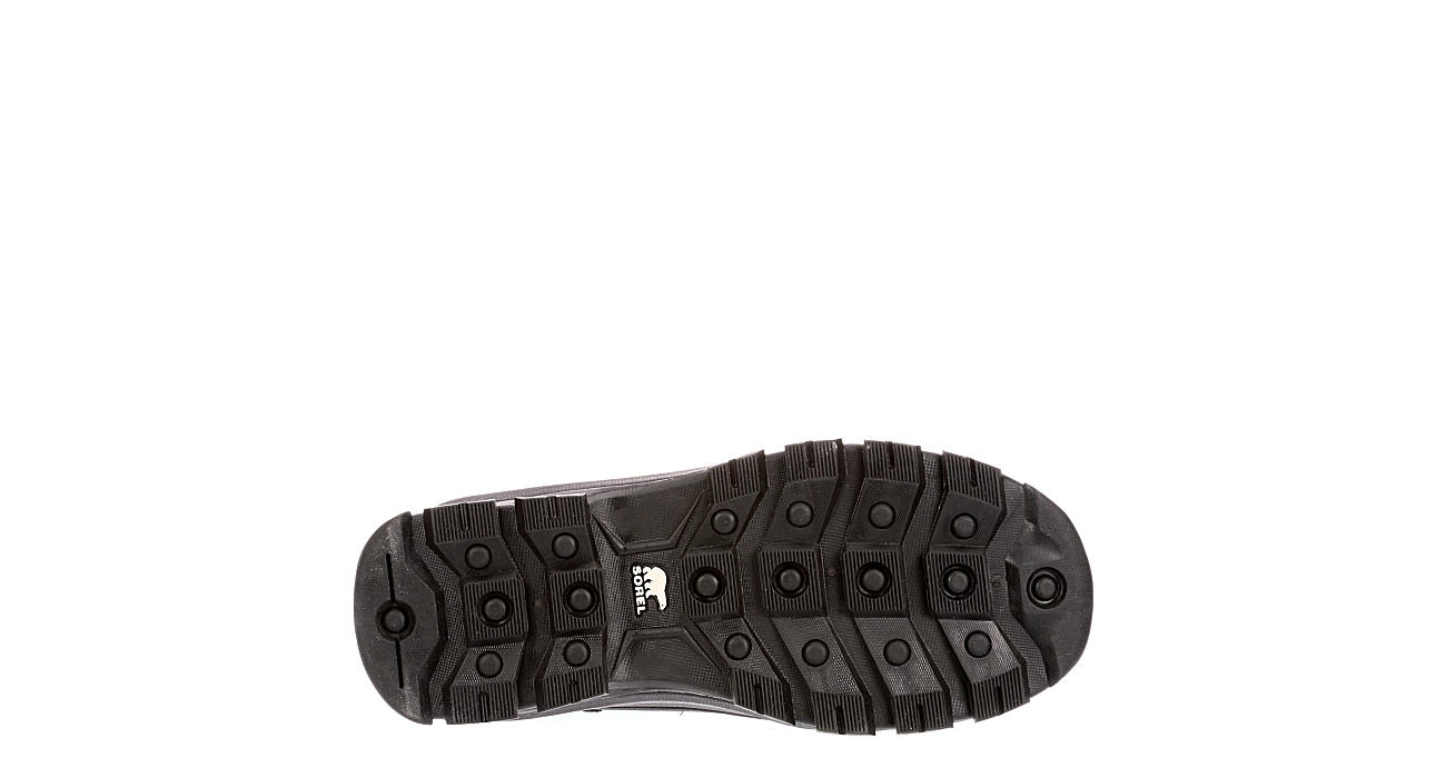 SOREL Mens Buxton Lace - BLACK