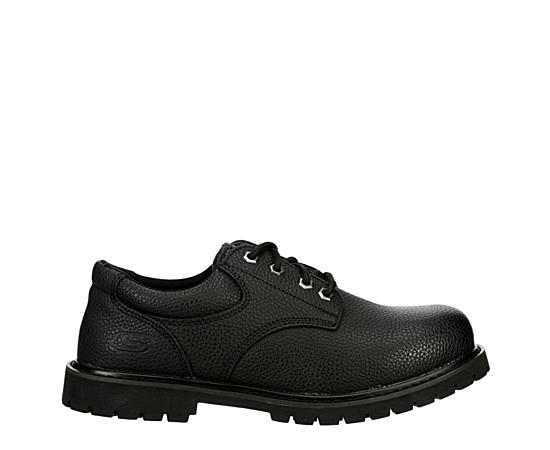 Mens Cottonwood-jaken Slip Resistant Work Oxford