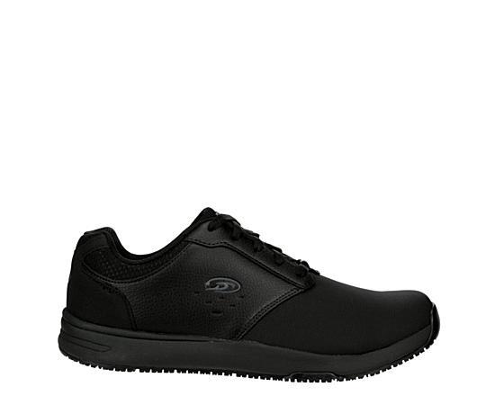 Mens Intrepid Slip Resistant Sneaker