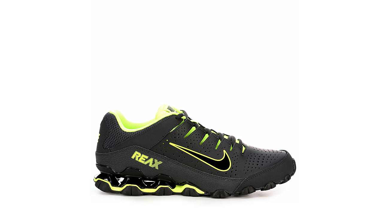 3df0374c8af6 Nike Mens Reax Tr 8 Training Shoe - Black