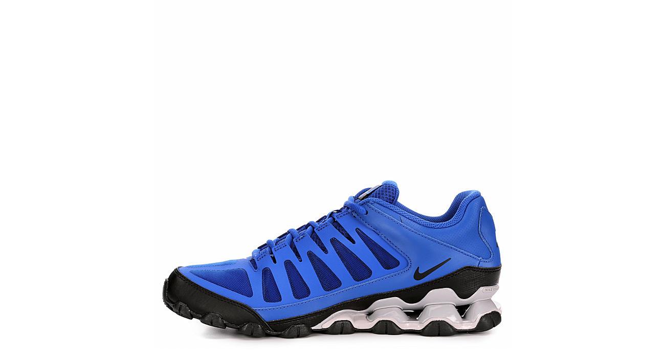 60b80e0ea70e Nike Mens Reax Tr 8 Training Shoe - Blue