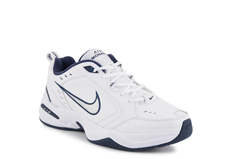 327229c1c063 White Nike Air Monarch IV Men s Training Shoes