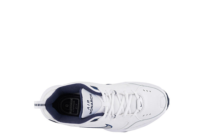 NIKE Mens Air Max Monarch Iv Sneaker - WHITE