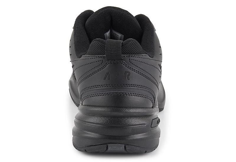 NIKE Mens Air Max Monarch Iv Sneaker - BLACK