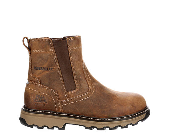 Mens Pelton Steel Toe Work Boot