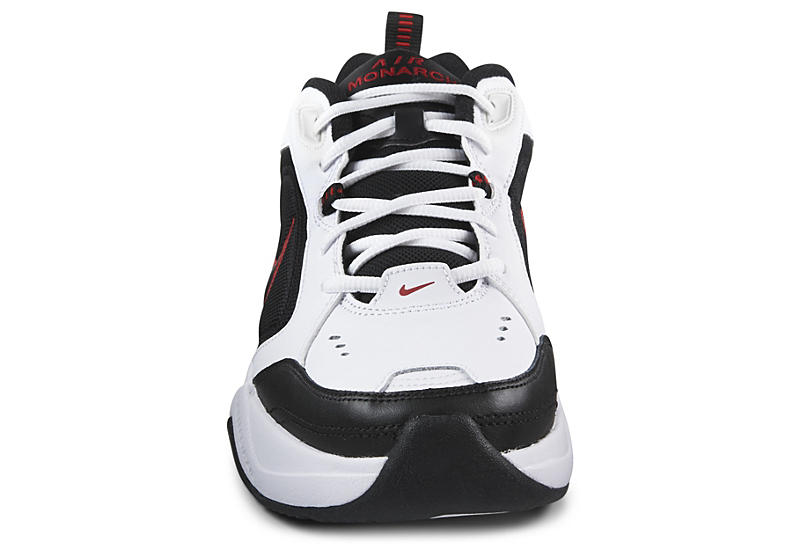 NIKE Mens Air Monarch Iv Training Shoe - WHITE