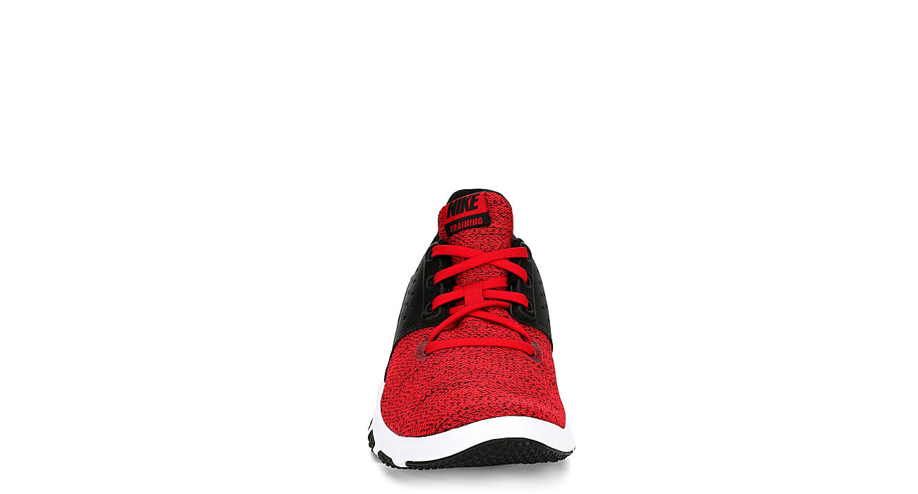NIKE Mens Flex Control 3 Training Shoe - RED