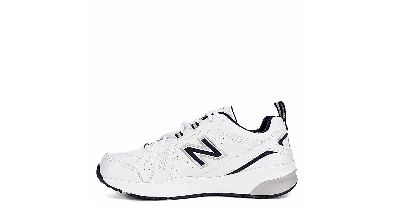 NEW BALANCE Mens 608 Training Shoe - WHITE