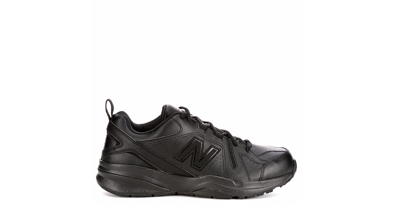 NEW BALANCE Mens 608 Sneaker - BLACK