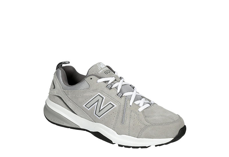 site réputé 9363f aeca8 GREY NEW BALANCE Mens 608 Training Shoe