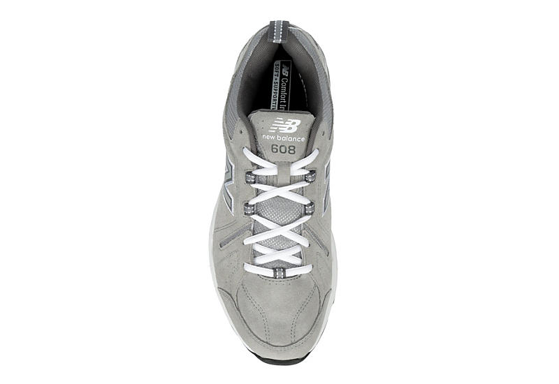 NEW BALANCE Mens 608 Sneaker - GREY