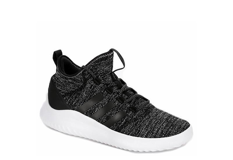 9c829c4042ad Adidas Mens Ultimate Bball Sneaker - Black