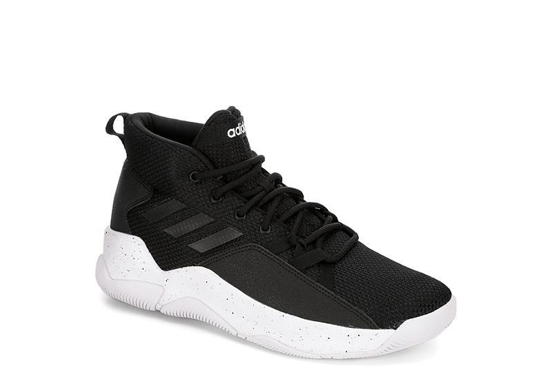 130b45c35a91a Black Adidas Mens Street Fire Basketball Shoe | Basketball | Off ...