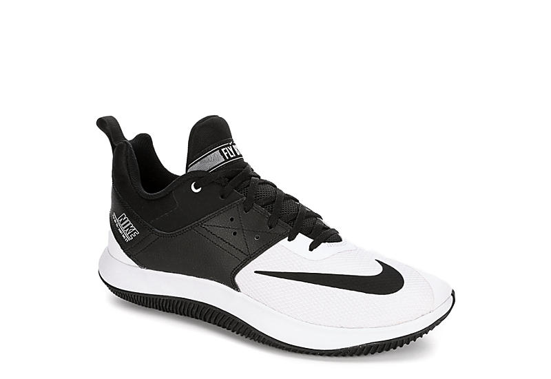 new concept fde0f 3a347 Nike Mens Fly By Low 2 Basketball Shoe - Black