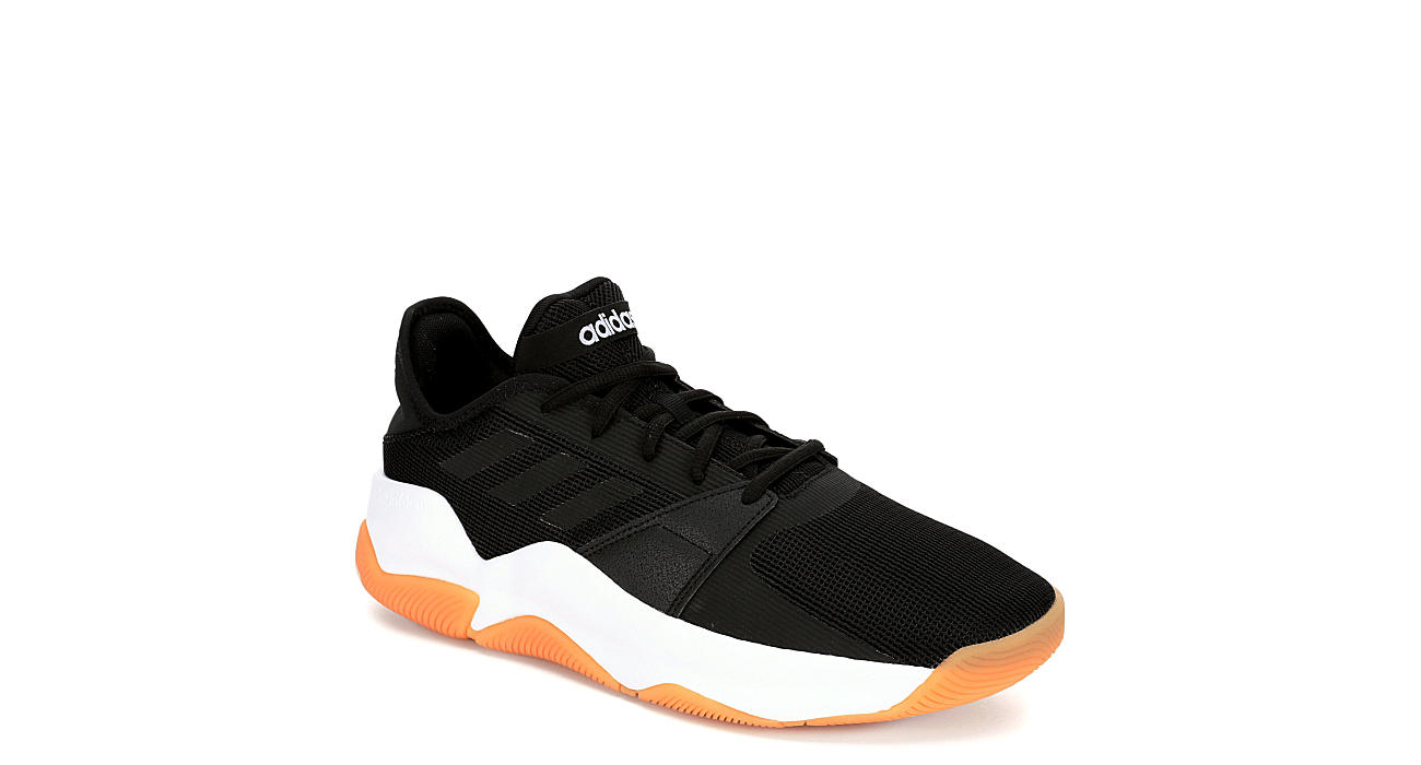 eb059201297 Adidas Mens Street Flow Basketball Shoe - Black