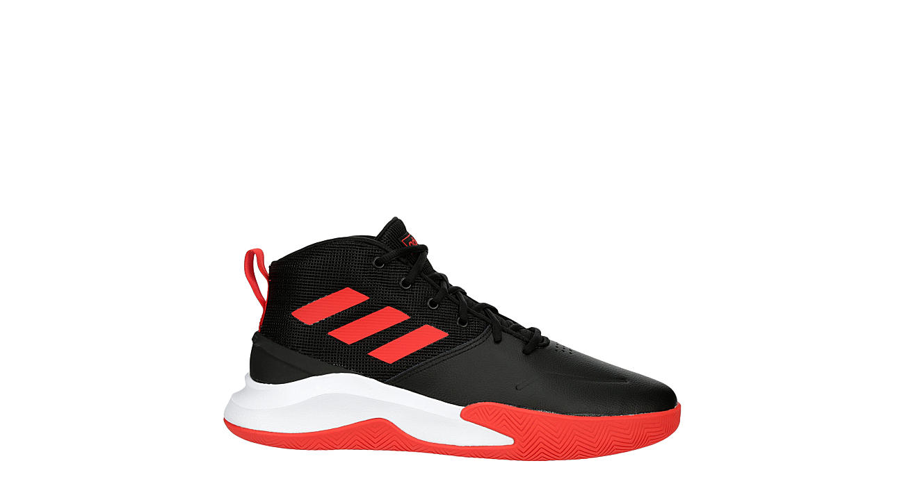 ADIDAS Mens Own The Game Sneaker - BLACK