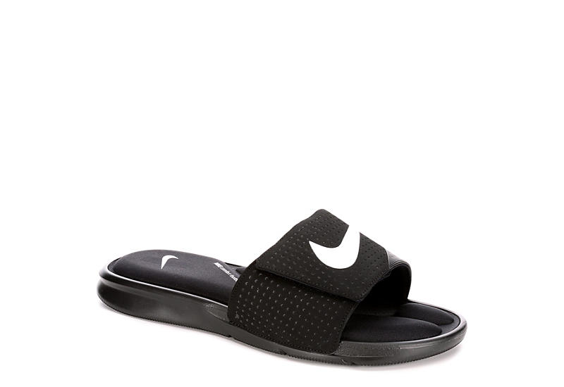 3990cf56a82e Nike Mens Ultra Comfort Slide - Black