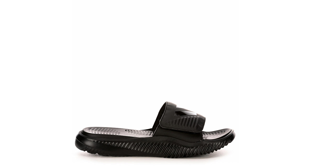 ba0e65420851 Adidas Mens Alphabounce Slide Sandal - Black