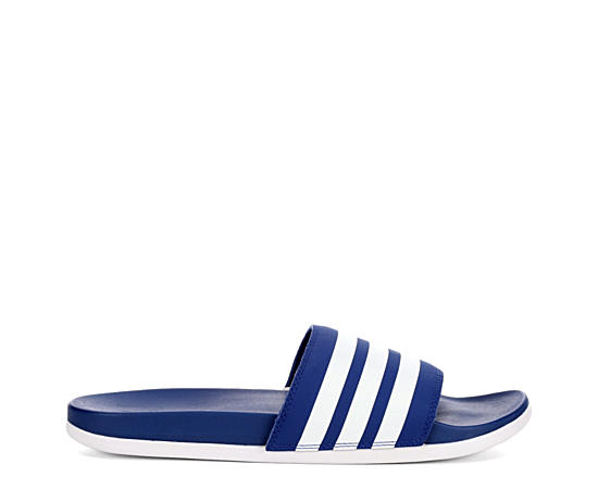 Mens Adilette Cloud Foam Slide Sandal
