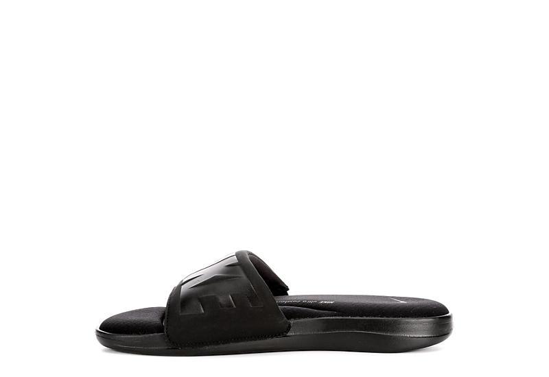 9d02d966b Nike Mens Ultra Comfort 3 Sandal - Black