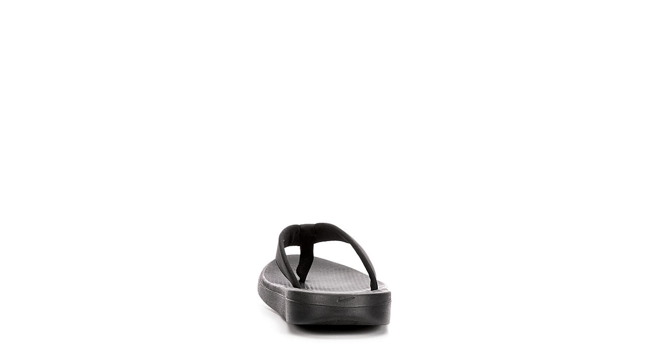 c1104a1a806cf3 Nike Mens Kepa Kai Thong Sandal - Black