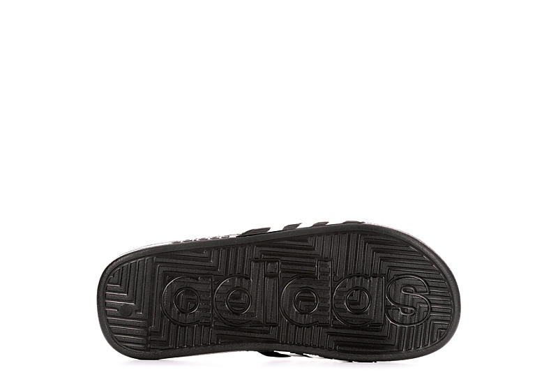 ADIDAS Mens Adissage Slide Sandal - BLACK