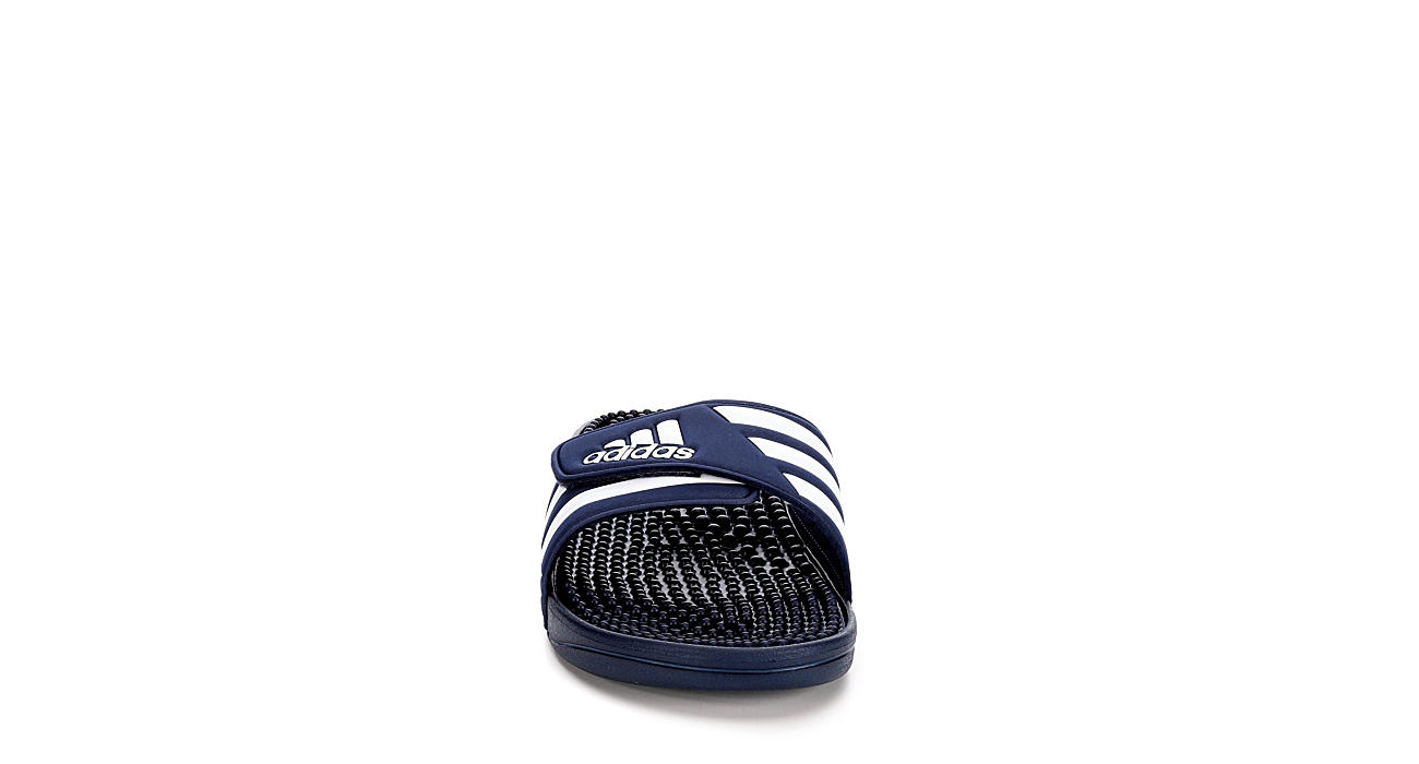 ADIDAS Mens Adissage Slide Sandal - NAVY