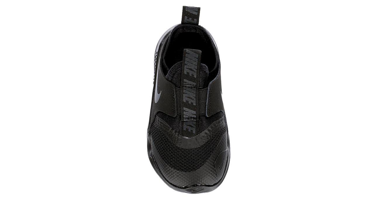 NIKE Boys Flex Runner Infant Sneaker - BLACK