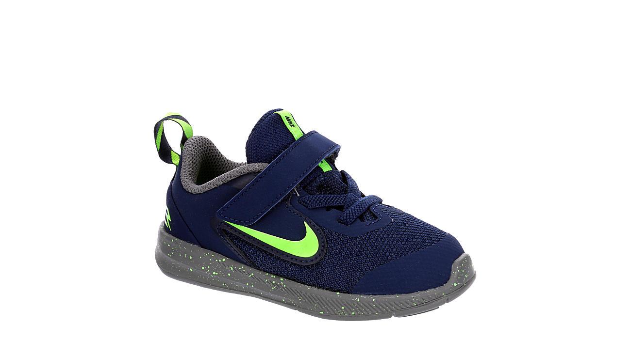NIKE Boys Infant Downshifter 9 Sneaker - NAVY
