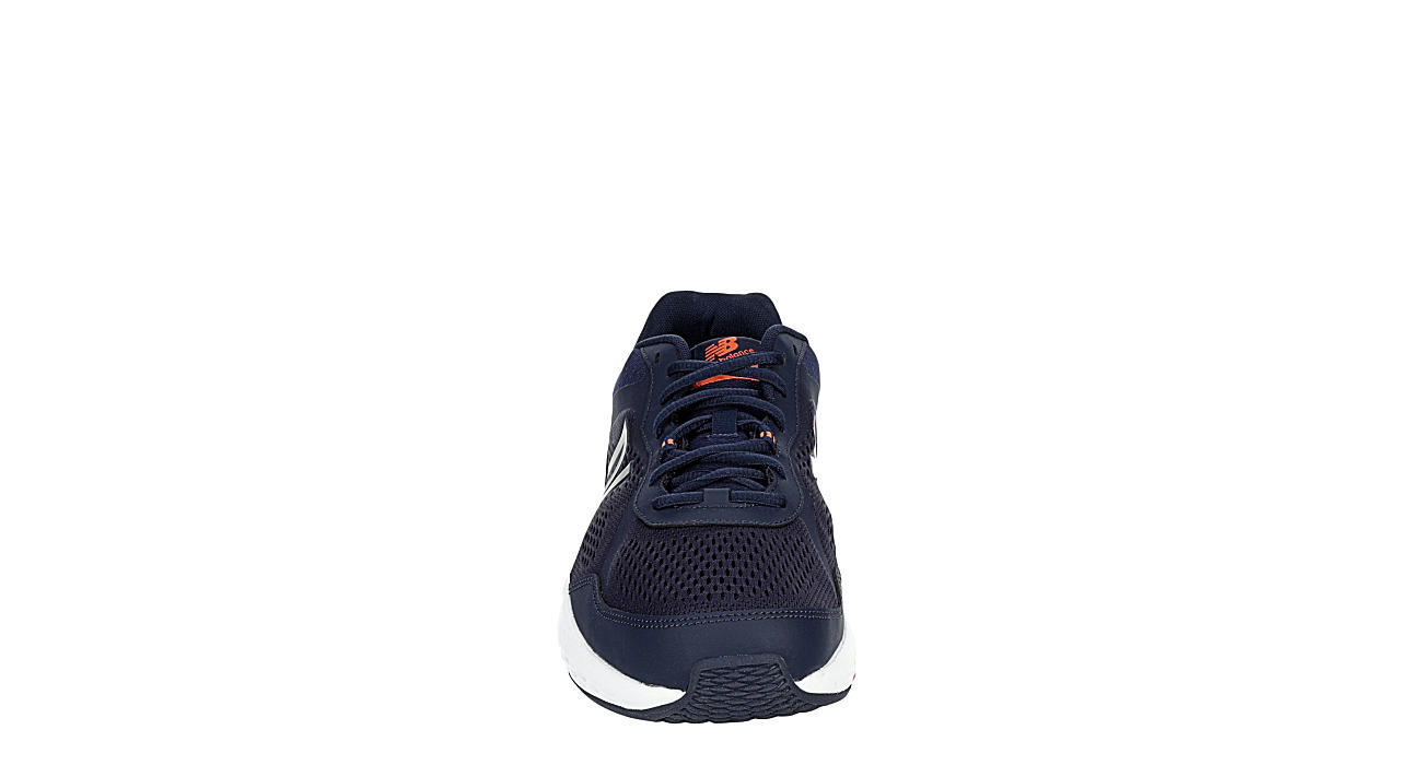 NEW BALANCE Mens 517 Training Shoe - NAVY
