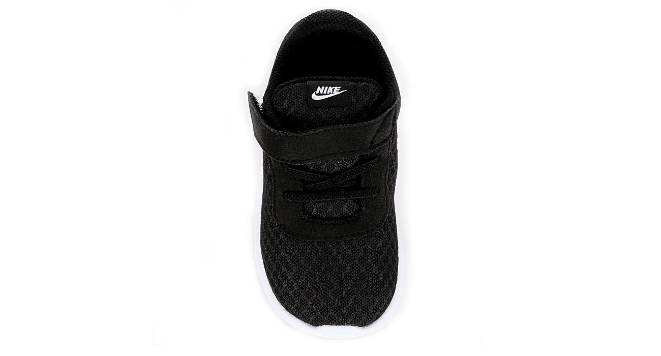 NIKE Boys Infant Tanjun Sneaker - BLACK