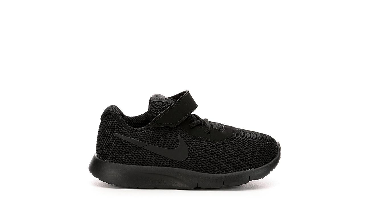 NIKE Boys Infant Tanjun Sneaker - BLACK