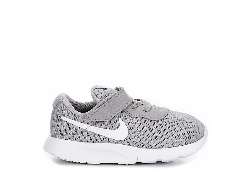 NIKE Boys Infant Tanjun Sneaker - GREY