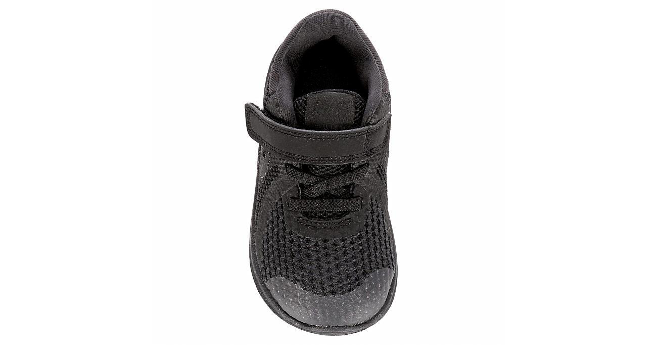 78359daeb4f5 Nike Boys Revolution 4 Toddler Running Shoe - Black