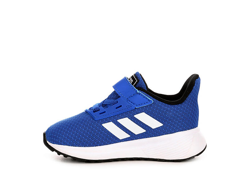 ADIDAS Boys Duramo 9 Toddler Sneaker - BLUE