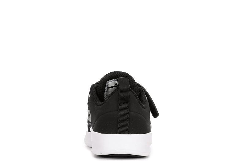 NIKE Boys Infant Downshifter 9 Sneaker - BLACK