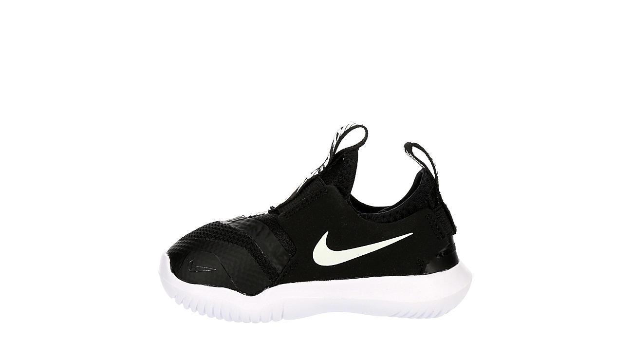 NIKE Boys Infant Flex Runner Sneaker - BLACK